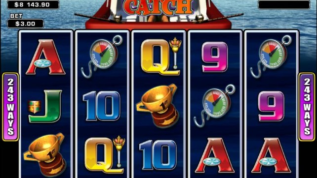 Wild Catch Online Slot: Land yourself a whopper of a win with this fishy slot adventure!