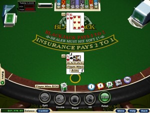 Blackjack Luck Talent